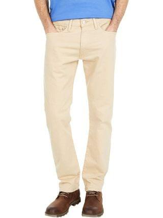 MEN Polo Ralph Lauren - Hampton Relaxed Straight Jean in Light Khaki