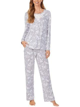 WOMEN Carole Hochman - Soft Sweater Knit Pajama Set