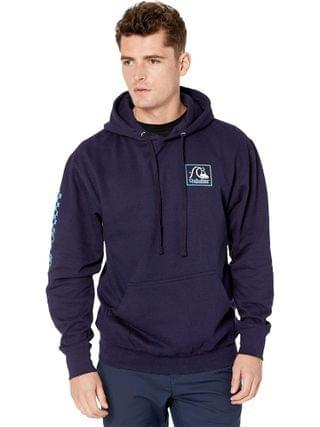 MEN Quiksilver - Leaping Ideas Hoodie