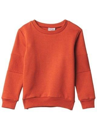KIDS TINY TRIBE - See You Later Sweat Top (Toddler/Little Kids)
