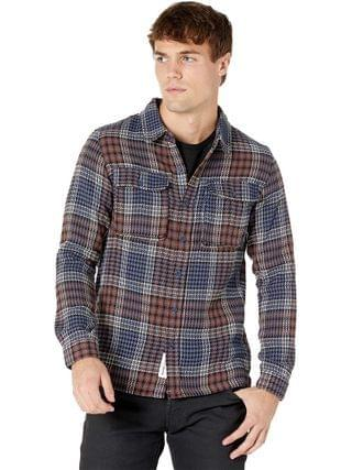 MEN NATIVE YOUTH - Chase Check Overshirt