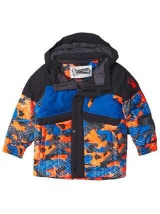 KIDS Spyder Kids - Mini Trick Synthetic Down Jacket (Toddler/Little Kids)