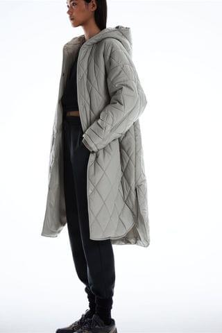 WOMEN OVERSIZED PUFFER COAT