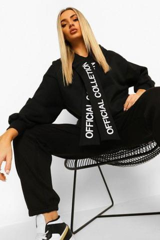 WOMEN Official Collection Oversized Hoodie