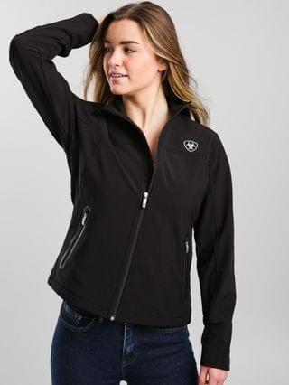 WOMEN Ariat New Team Softshell Jacket