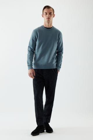 MEN SLIM-FIT SWEATSHIRT