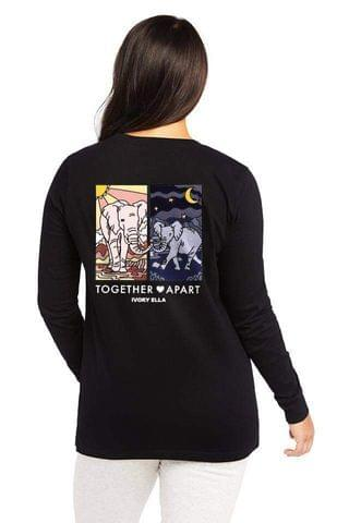 WOMEN Together Apart Long Sleeve T-shirt