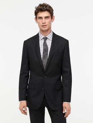 MEN Ludlow Slim-fit suit jacket with double vent in Italian wool