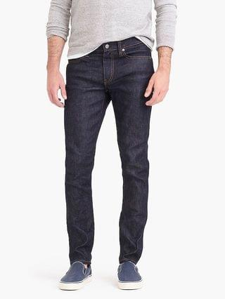 MEN 250 Skinny-fit Stretch on Demand jean in resin rinse wash