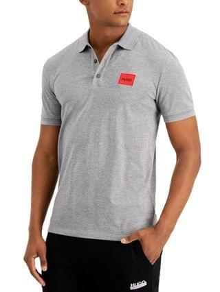 MEN Dereso Polo with Red Patch Logo