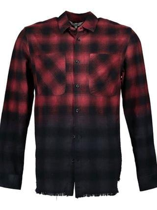 MEN Jacky M Woven Plaid Shirt