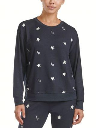 WOMEN Embroidered Loungewear Top