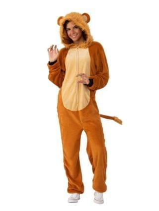 MEN Lion Comfy Wear Adult Costume