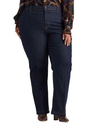WOMEN Plus-Size Regal Stretch Denim Pants