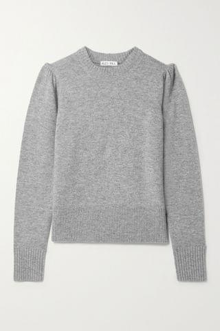 WOMEN ALEX MILL Claire merino wool and cashmere-blend sweater