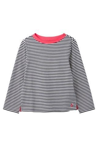 KIDS Joules Blue Pascal Long Sleeve Top