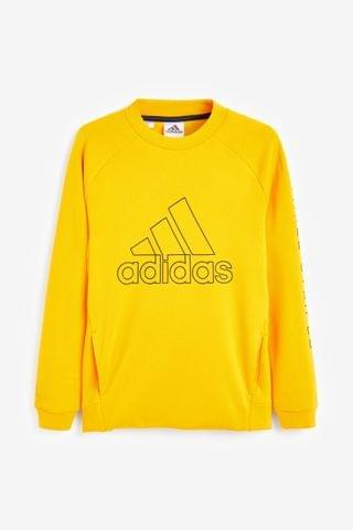 KIDS adidas Badge Of Sport Sweat Top