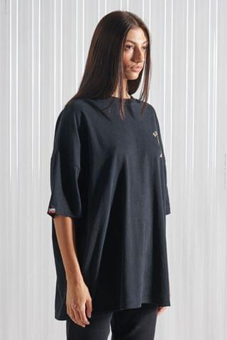 WOMEN Superdry Streetwear 1 Oversized T-Shirt