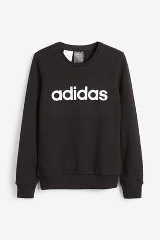 KIDS adidas Linear Sweat Top
