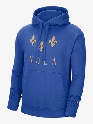 MEN Nike NBA Pullover Hoodie New Orleans Pelicans City Edition Logo