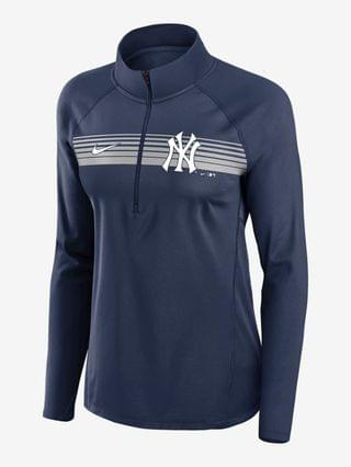 WOMEN 1/2-Zip Pullover Nike Dri-FIT Element (MLB New York Yankees)