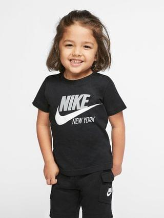 KIDS Toddler Short-Sleeve T-Shirt Nike Sportswear New York