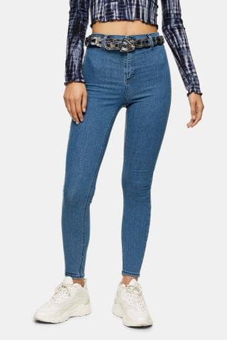 WOMEN Authentic Blue Joni Skinny Jeans