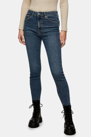 WOMEN Dark Authentic Blue Jamie Skinny Jeans