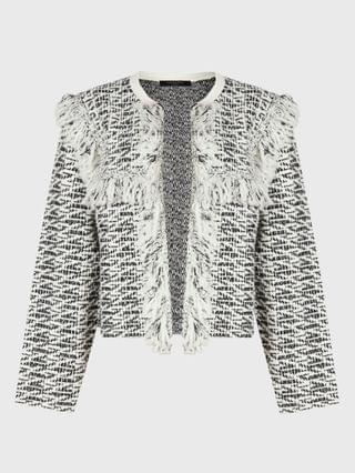 WOMEN Ashley Tassel Jacket