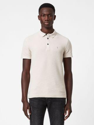MEN Muse Short Sleeve Polo Shirt