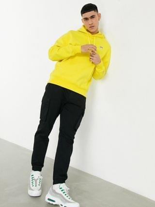 MEN Nike Airmoji hoodie in yellow