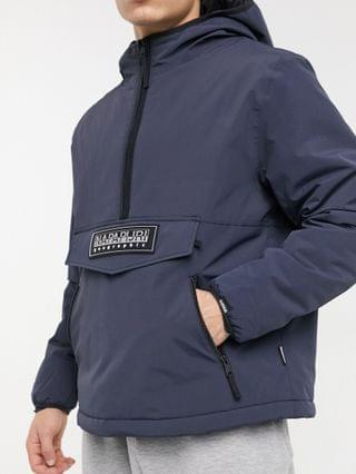 Napapijri Rainforest Taika jacket in blue