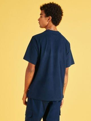 New Balance logo tshirt in navy exclusive to