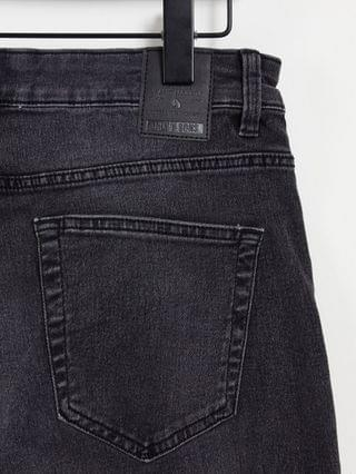 Only & Sons slim jeans in gray