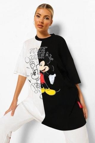 WOMEN Disney Slice Mickey Mouse T-shirt