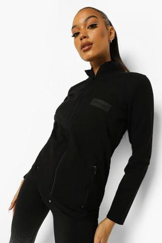 WOMEN Rubber Tab Active Jacket