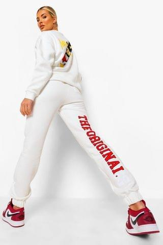 WOMEN Disney Mickey Mouse Joggers