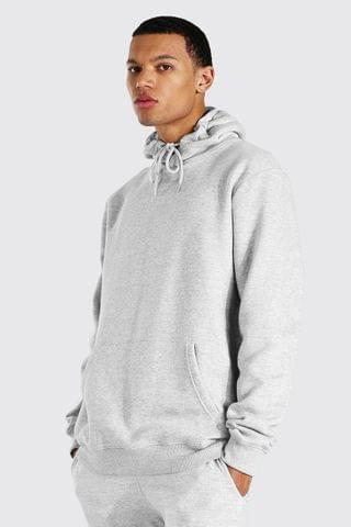 MEN Tall Basic Regular Fit Hoodie