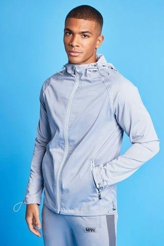 MEN Active Tonal Windbreaker