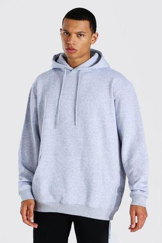 MEN Tall Oversized Basic Hoodie