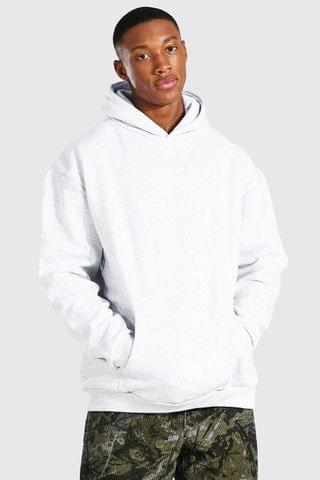 MEN Oversized Over The Head Hoodie