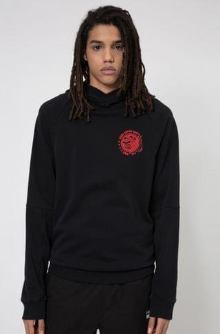 MEN Collection-themed hoodie in Recot2 cotton