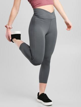 WOMEN BKE core Solid Active Legging