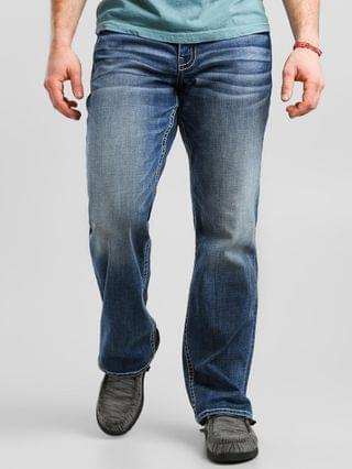 MEN BKE Seth Straight Stretch Jean