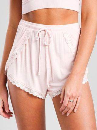 WOMEN Z Lounge Only Love Short