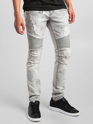MEN DOPE Carson Taper Stretch Jean