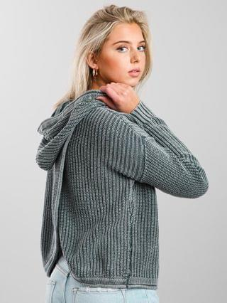 WOMEN Gilded Intent Washed Sweater