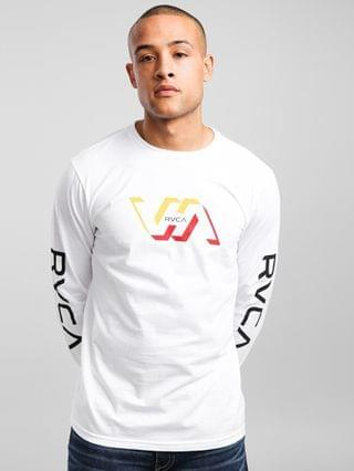 MEN RVCA Facets T-Shirt