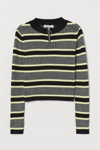 KIDS Rib-knit Sweater