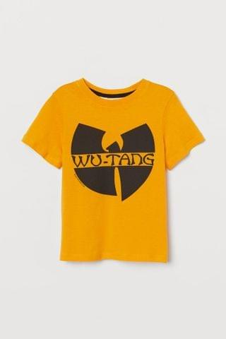 KIDS T-shirt with Printed Design